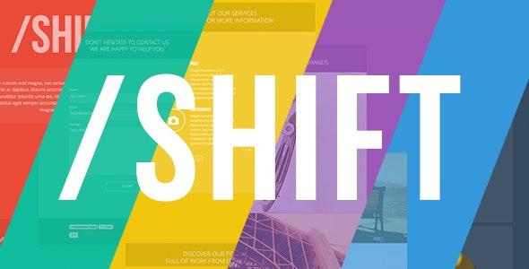 Shift - Creative Muse Template for Portfolios & Agencies - Creative Muse Templates