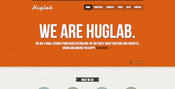 Huglab - Responsive Multi-Purpose Business Site