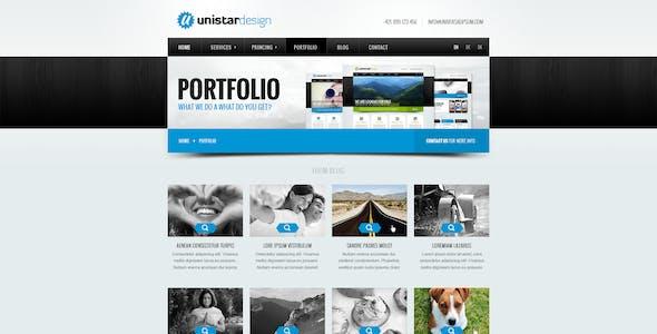 Unistar - Multipurpose Responsive HTML5 template