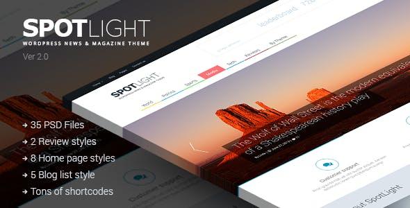 SpotLight   Clean News Magazine & Blog