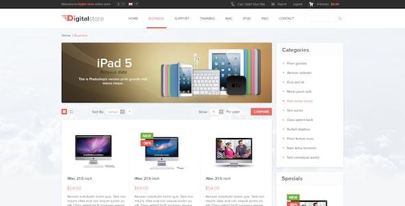 Leo Digital - Technology and Electronics Prestashop 1.6 and 1.7 theme