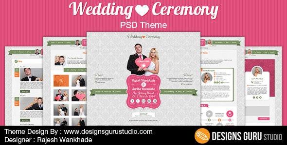 Wedding Ceremony - Personal Photoshop