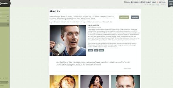 Hipstar - Creative HTML Template