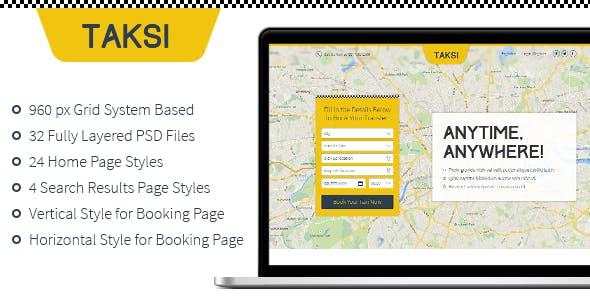 Taksi - PSD
