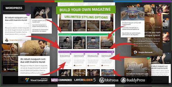 Quadrum - Multipurpose News & Magazine Theme