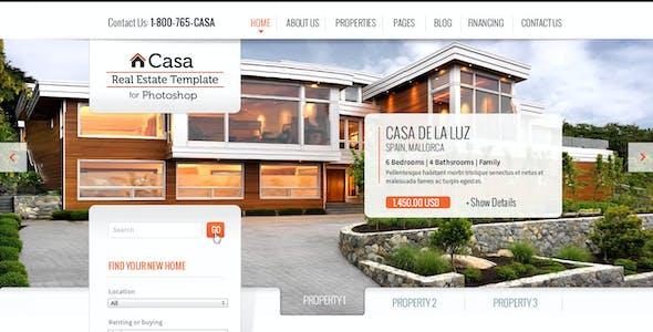 Brick - Responsive Real Estate Site Template