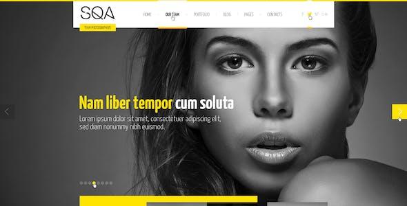 SQA — PSD Template