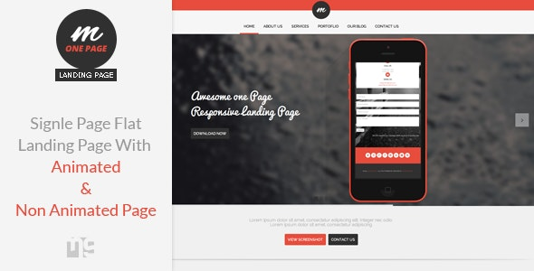 Mannat Studio - Startup Landing Page Template - Business Corporate