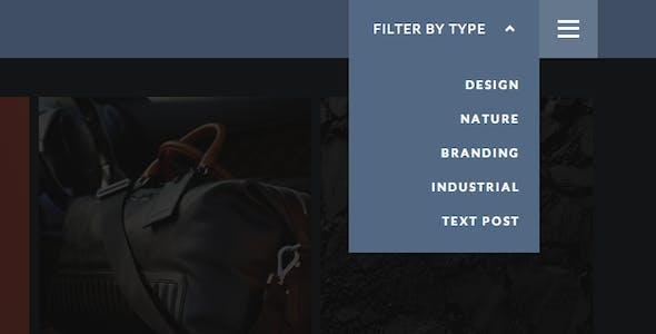 Elite - Modern Grid Theme