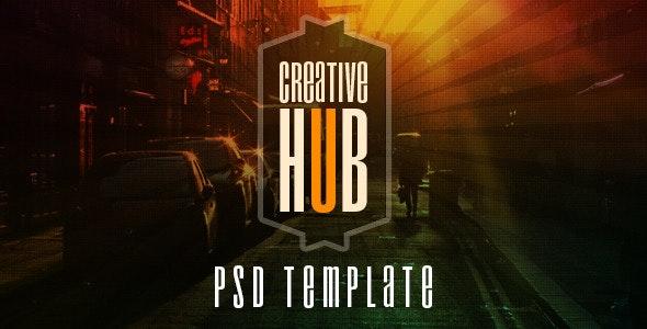 Creative Hub - Creative Photoshop