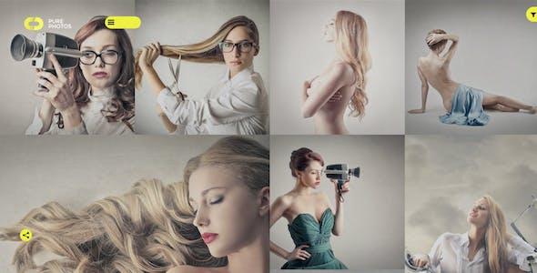 Pure Photo - Multi-Purpose Photography Theme