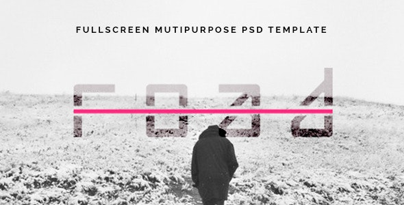 Road - Fullscreen Mutipurpose PSD Template - Creative Photoshop