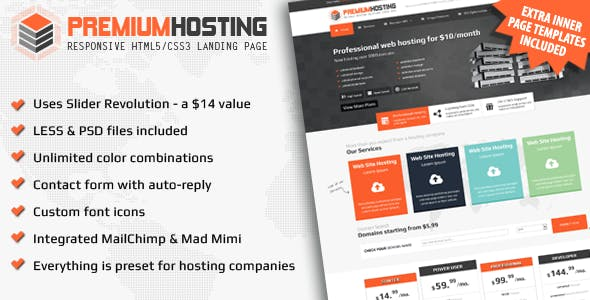 Mad Mimi Templates from ThemeForest