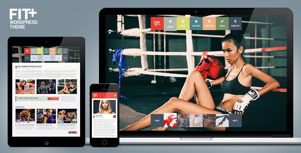 Fit+ Multipurpose Sports WordPress Theme - Photography Creative