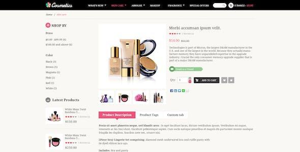 Leo Cosmetics - PrestaShop 1.7 Theme for Cosmetic Store & Beauty Spa