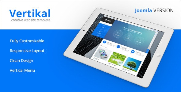 Vertikal - Multipurpose Joomla Template - Corporate Joomla
