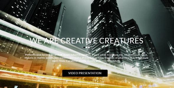 Fantoosh - Multi-purpose Muse Template - Corporate Muse Templates