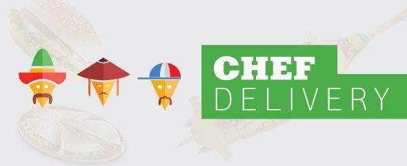 Chef Delivery - E-shop HTML Bootstrap Template - Miscellaneous Site Templates